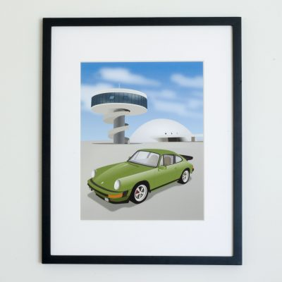 Neimeyer Center Porsche 911